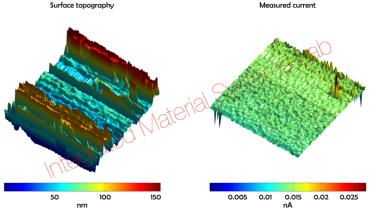 Prof. Sundaresan's research - Surface topography and surface (in)activity of IPMC